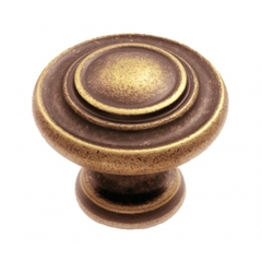 Rustic knob