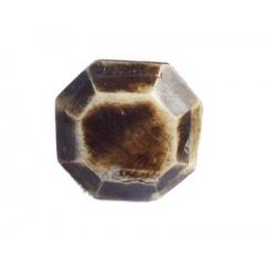 Rustic ceramic knob