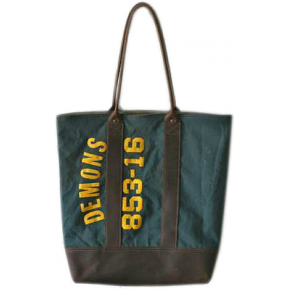 Demons Canvas Bag