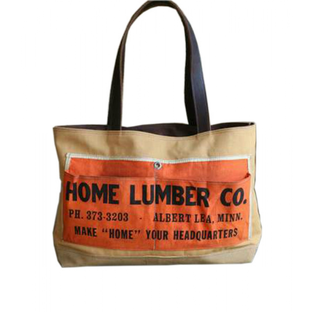 Canvas Home Lumber Bag
