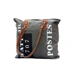 Canvas Postes Bag