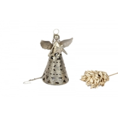 Hanging Angel Votive Holder