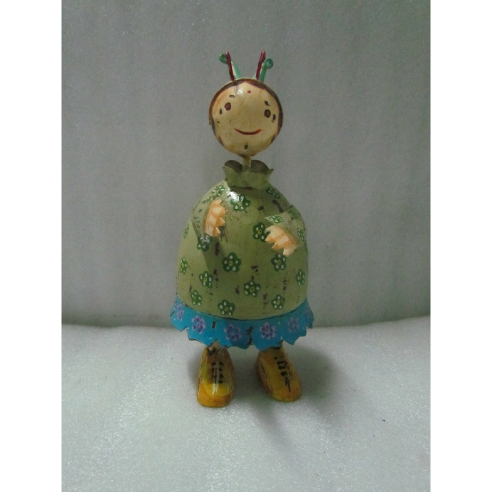 Painted Decorative Doll