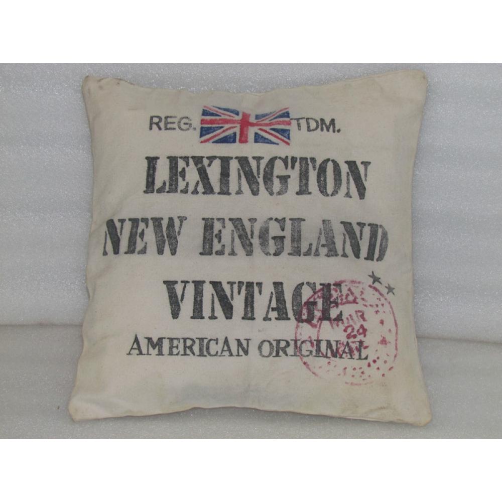 Lexington Canvas cushion