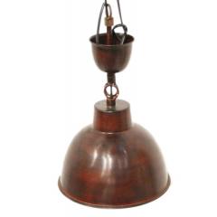 Rustic Hanging Lamp