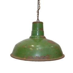Old Rustic Lamp