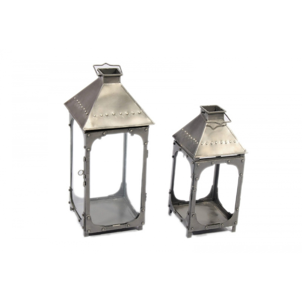 Industrial Lantern S/2