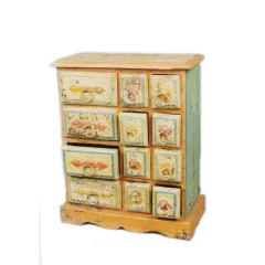 Multidrawer Decorative