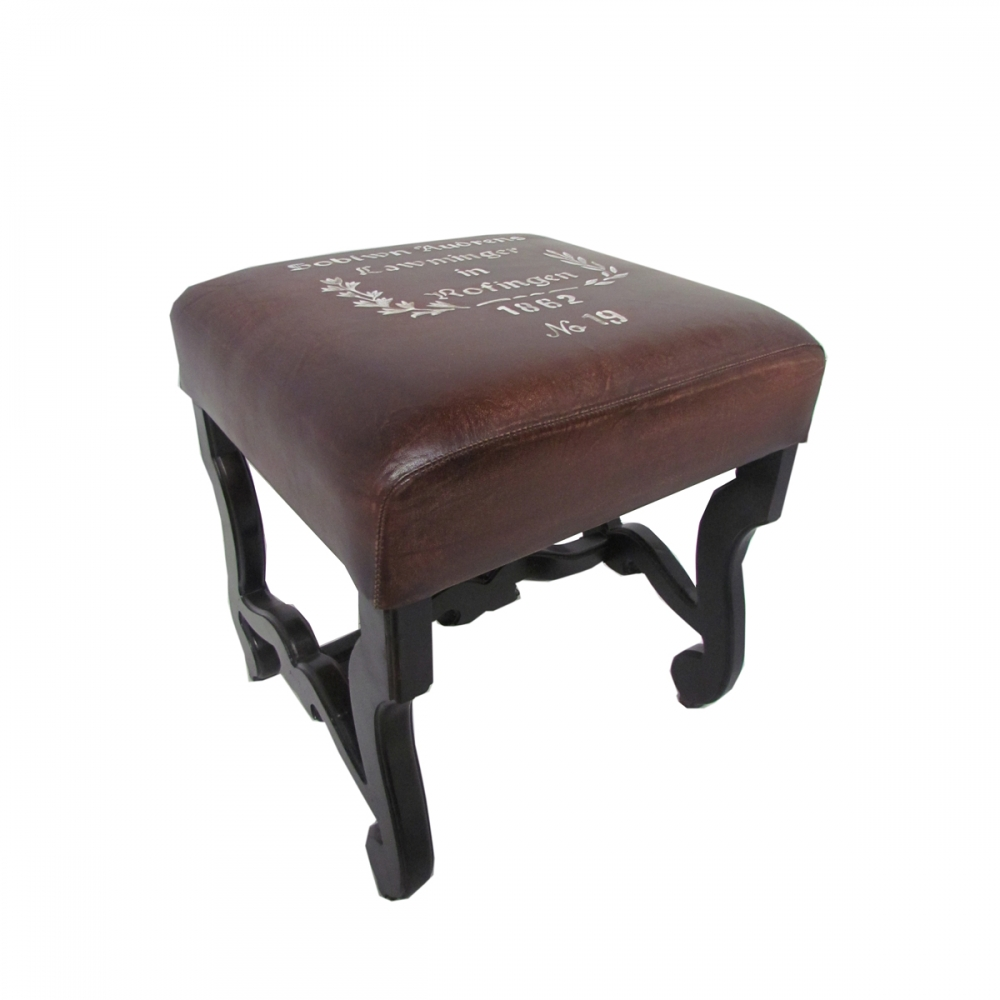 Industrial Rustic Stool