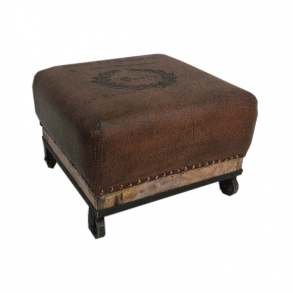 leather Cart  Seater