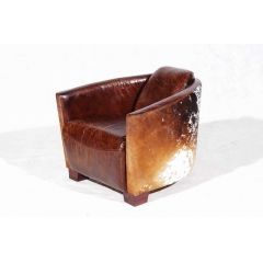 Hairon Leather Sofa