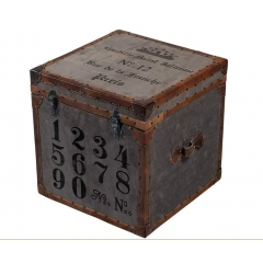 Numeric Canvas Box