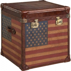 US Flag Trunk