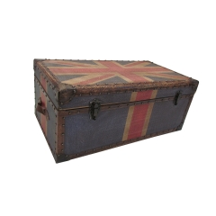 Union Jack Canvas Box