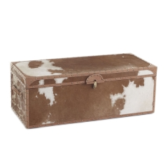 Cowhide Trunk