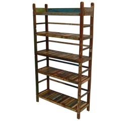 Bookself with 5 Shelves