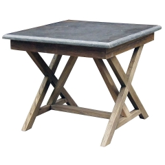 Cross Design table