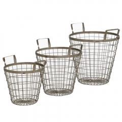 Industrial Mesh Bucket S/3