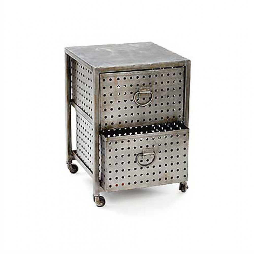 Mesh Drawer Chest