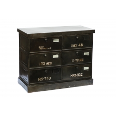 Label  Frame Drawer Chest