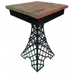 Eiffel Tower Side Table