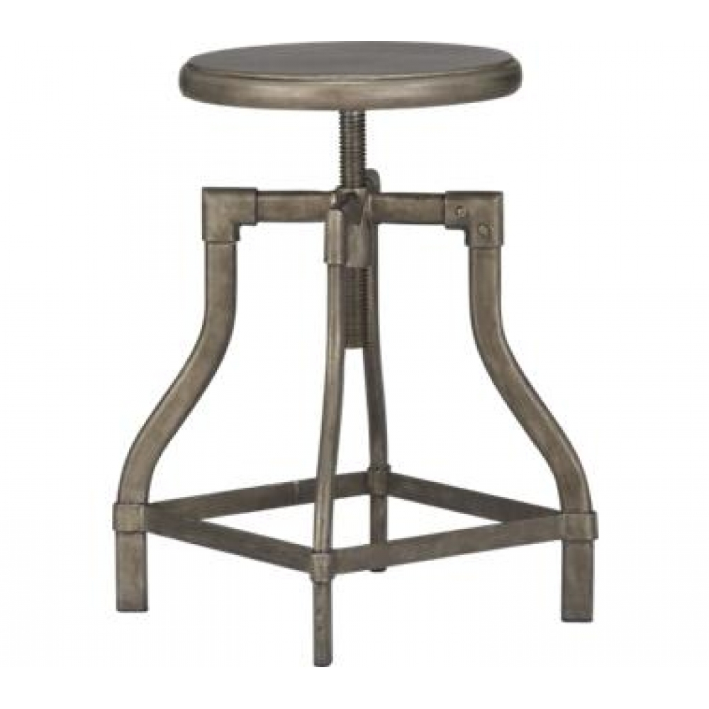 Industrial Chic Seat Stool